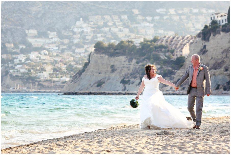 Wedding photographer gran hotel sol y mar calpe costa blanca