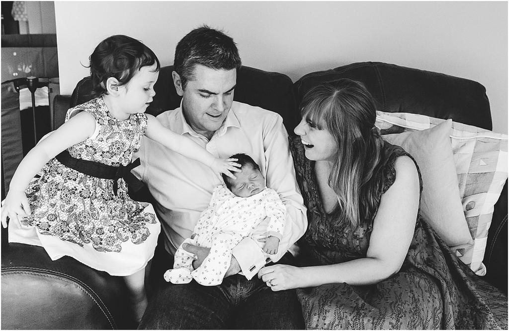 Orpington Kent Newborn Family Lifestyle Photographer