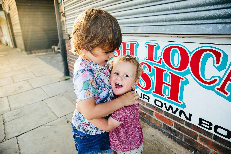 Family and childrens photographer Folkestone