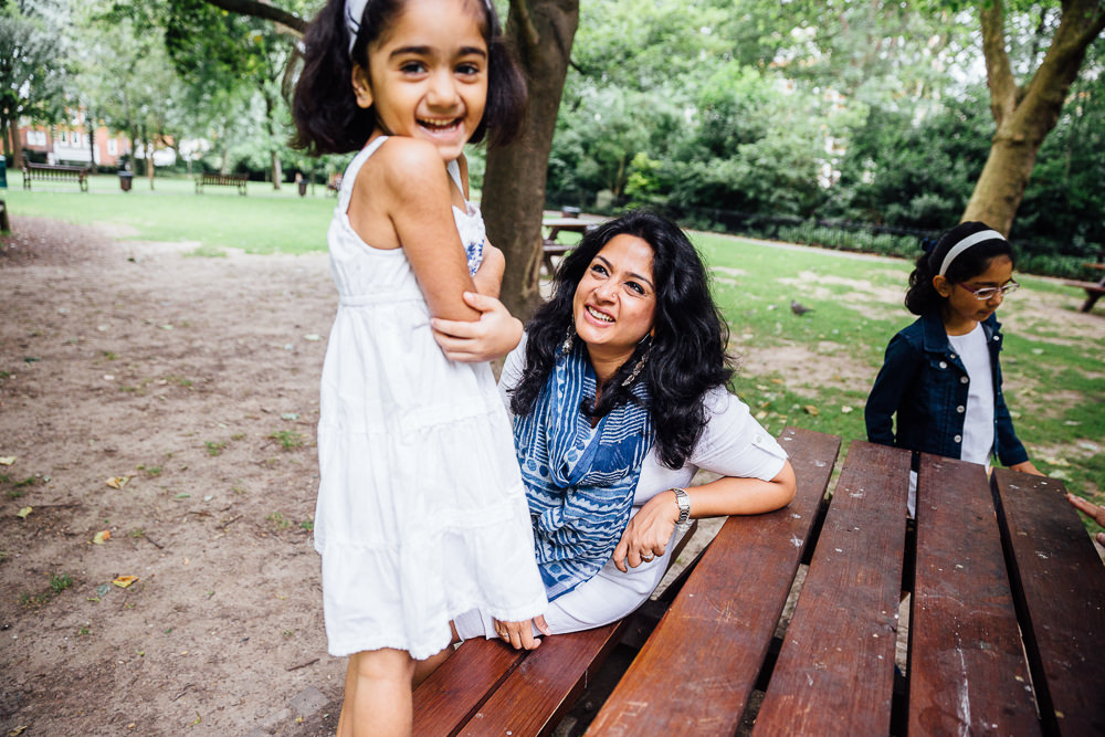 FAMILY PLAYING, FAMILY AND CHILDRENS PHOTOGRAPHER ST JOHNS WOOD LONDON