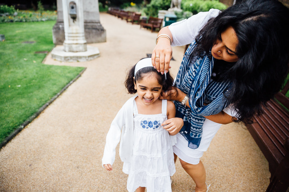FAMILY AND CHILDRENS PHOTOGRAPHER ST JOHNS WOOD LONDON