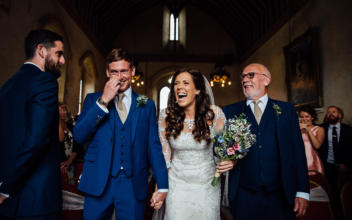 KENT WEDDING PHOTOGRAPHER BILSINGTON PRIORY
