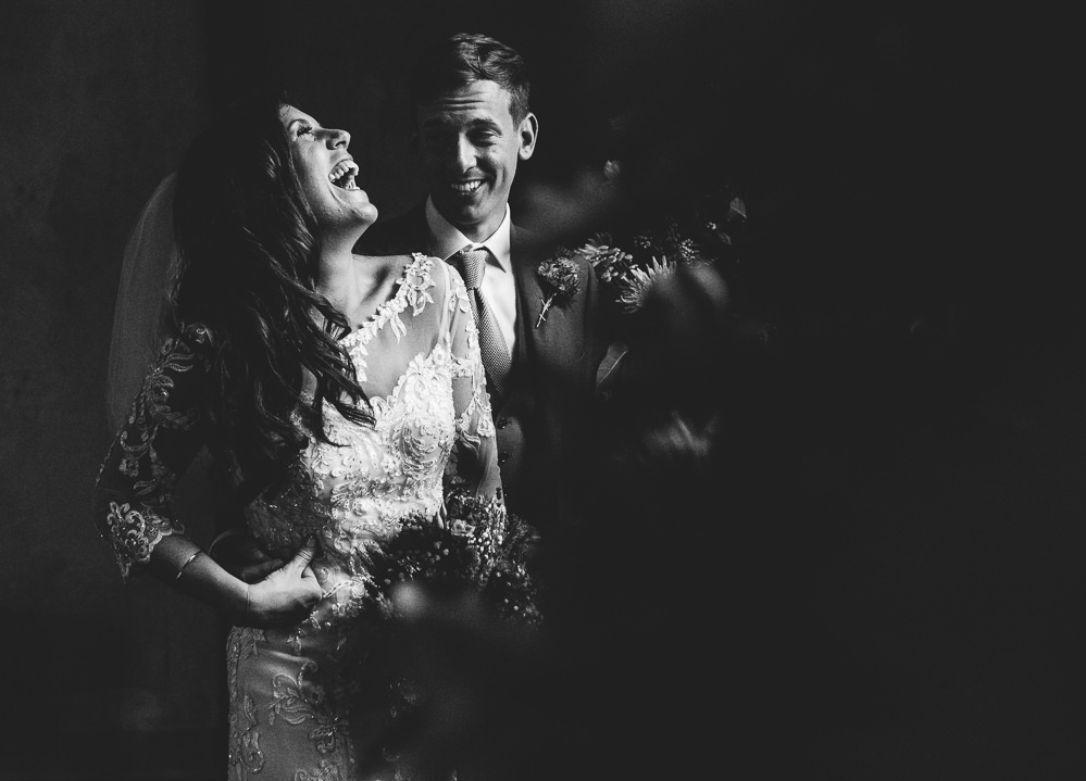bride groom indoor portraits bilsington priory kent wedding photographer