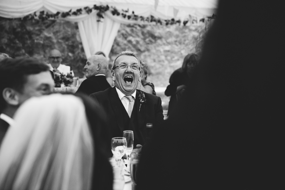 wedding speech bilsington priory kent wedding photographer