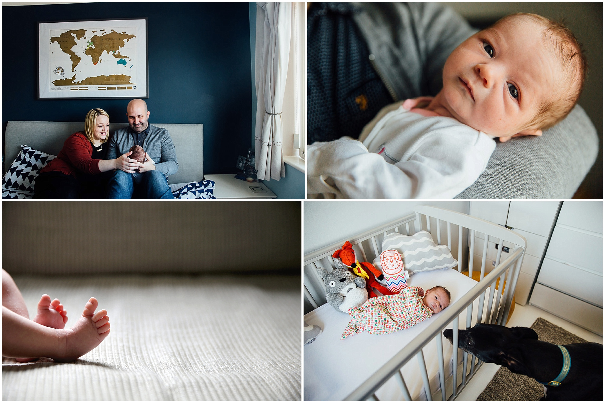 Kent Newborn Photography Session