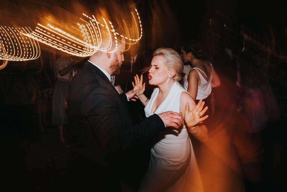 LONDON WEDDING PHOTOGRAPHER SULLINGTON MANOR KENT BRIDE DISCO