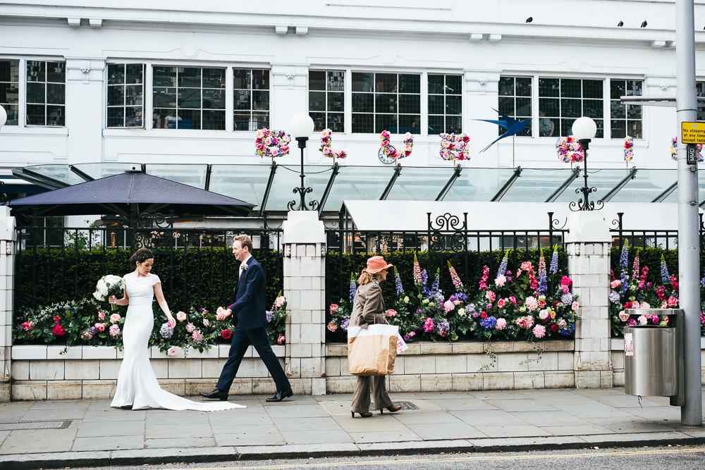 KENT PHOTOGRAPHER CHELSEA REGISTRY OFFICE BLUEBIRD WEDDING PHOTOGRAPHY LONDON