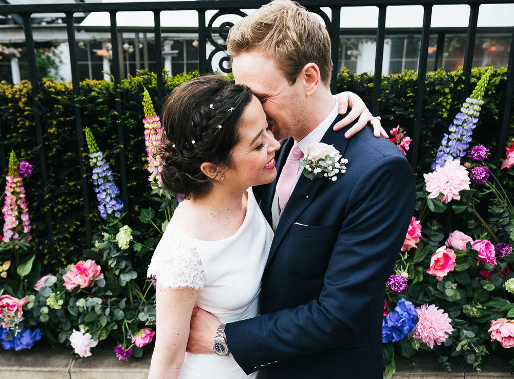 KENT PHOTOGRAPHER CHELSEA BLUEBIRD WEDDING PHOTOGRAPHY BRIDAL PORTRAIT LONDON