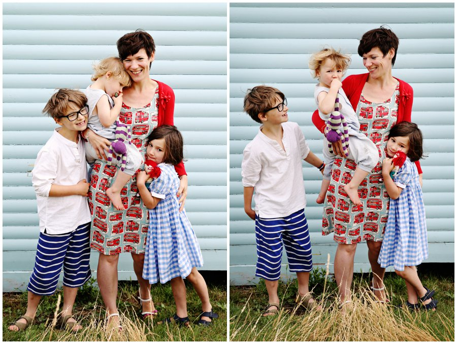 Family and children's photographer Whitstable, Kent