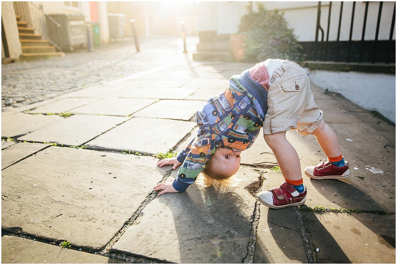 boy family photographer folkestone kent sunshine