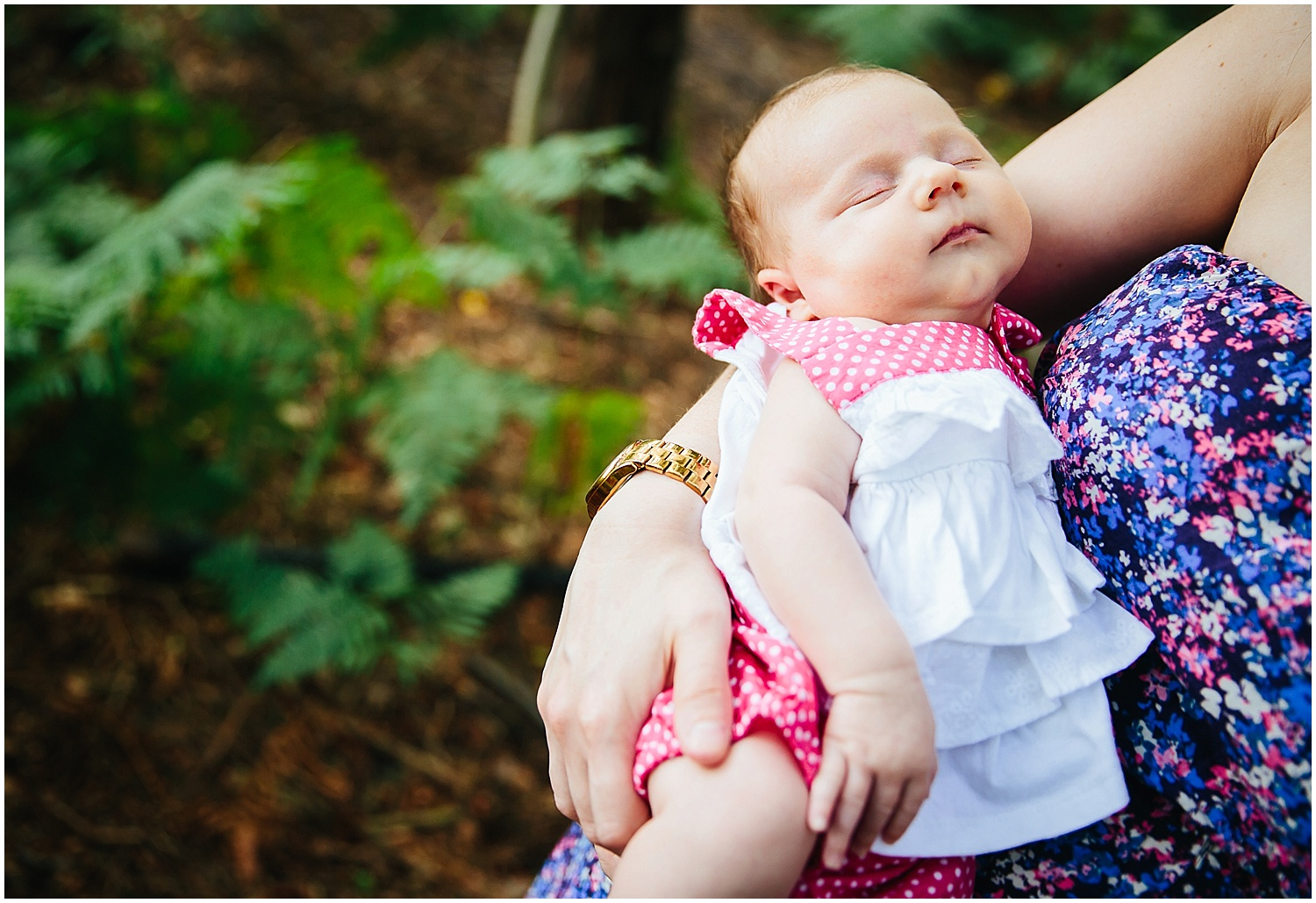 Newborn baby photography woodland ashford kent