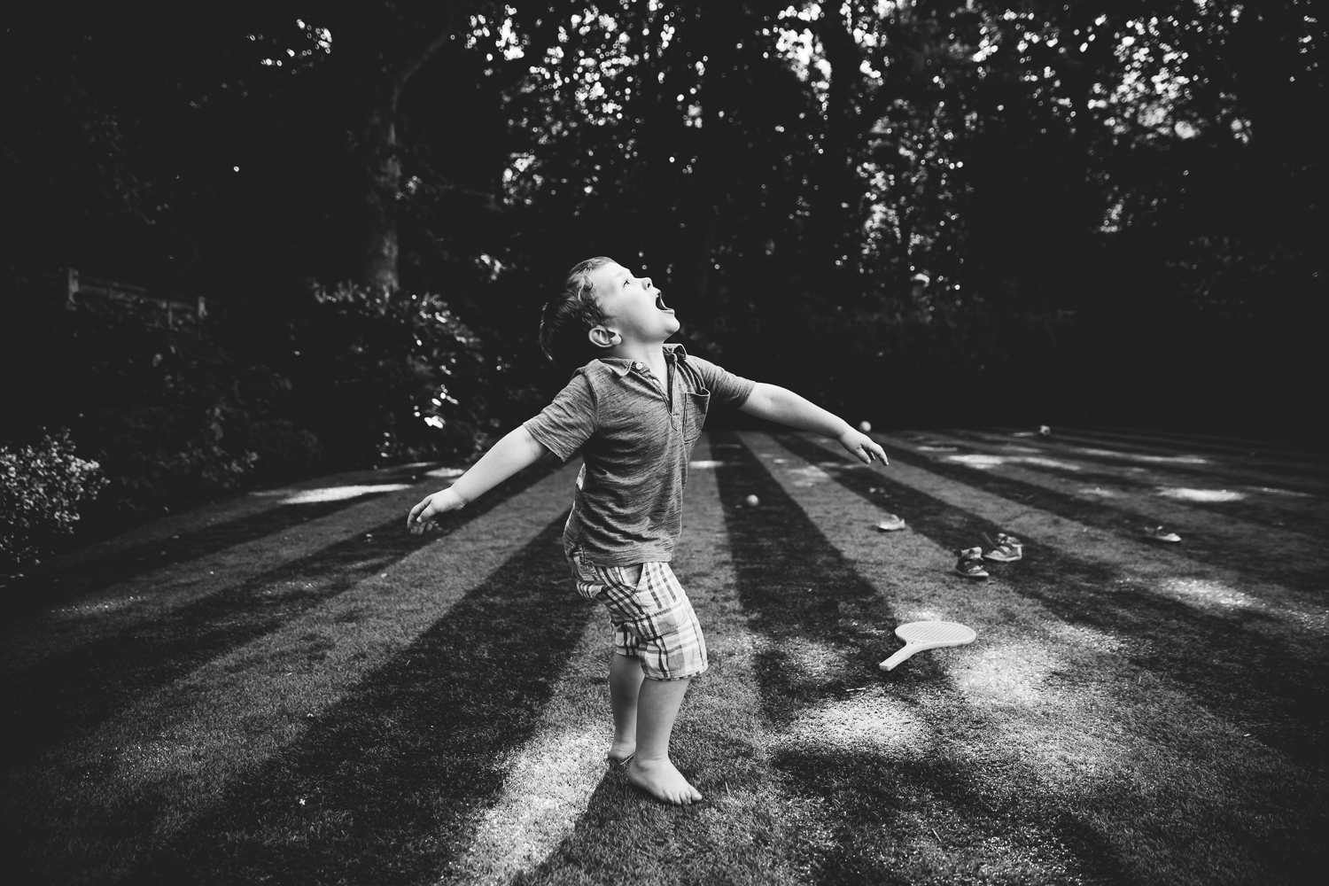 boy in garden family photography at home hadley wood