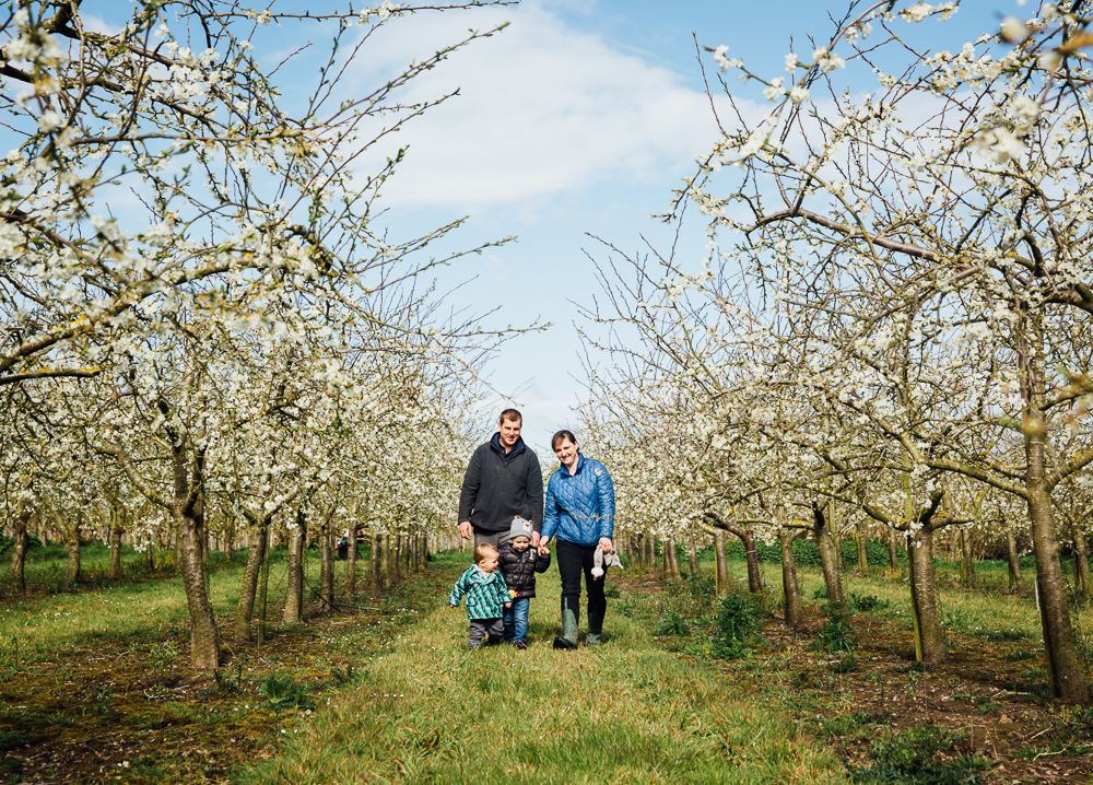 family photography on the farm in canterbury, kent childrens photographer