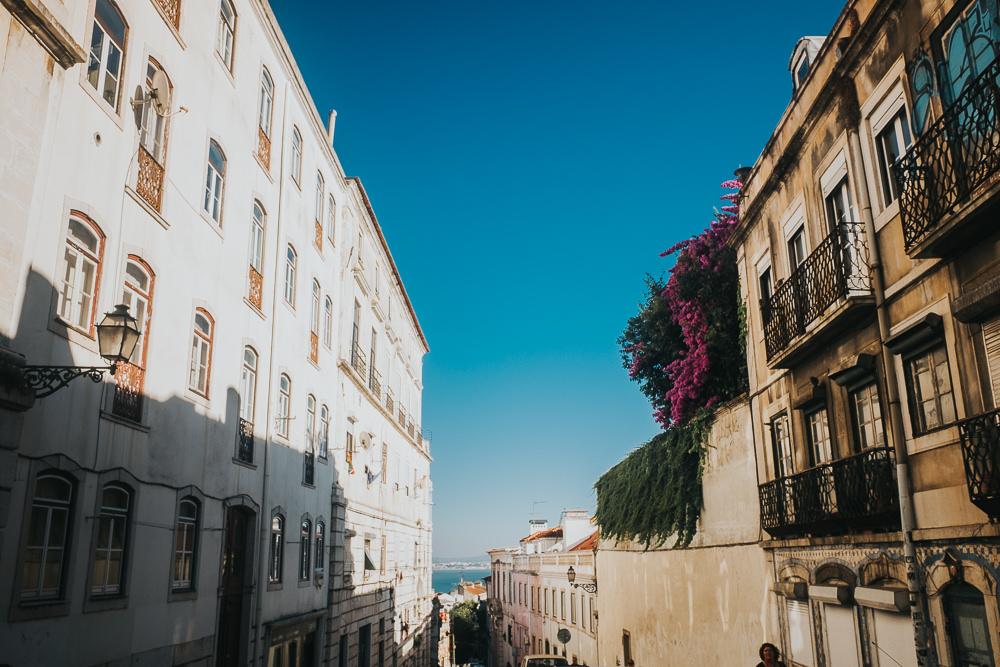 alfama, lisbon lisboa portugal travel photography