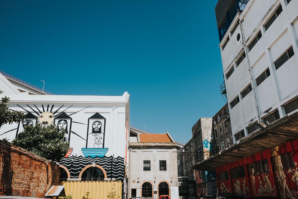 grafitti, LX Factory, lisbon lisboa portugal travel photography