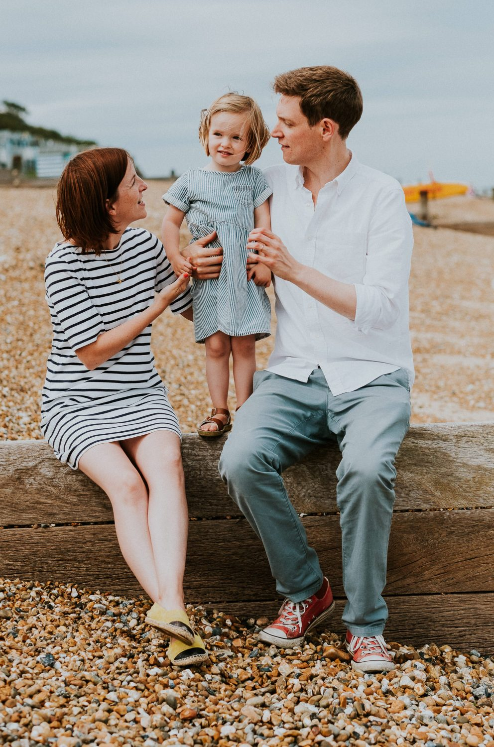 WHITSTABLE FAMILY PHOTOGRAPHER TANKERTON SLOPES FAMILY SHOOT