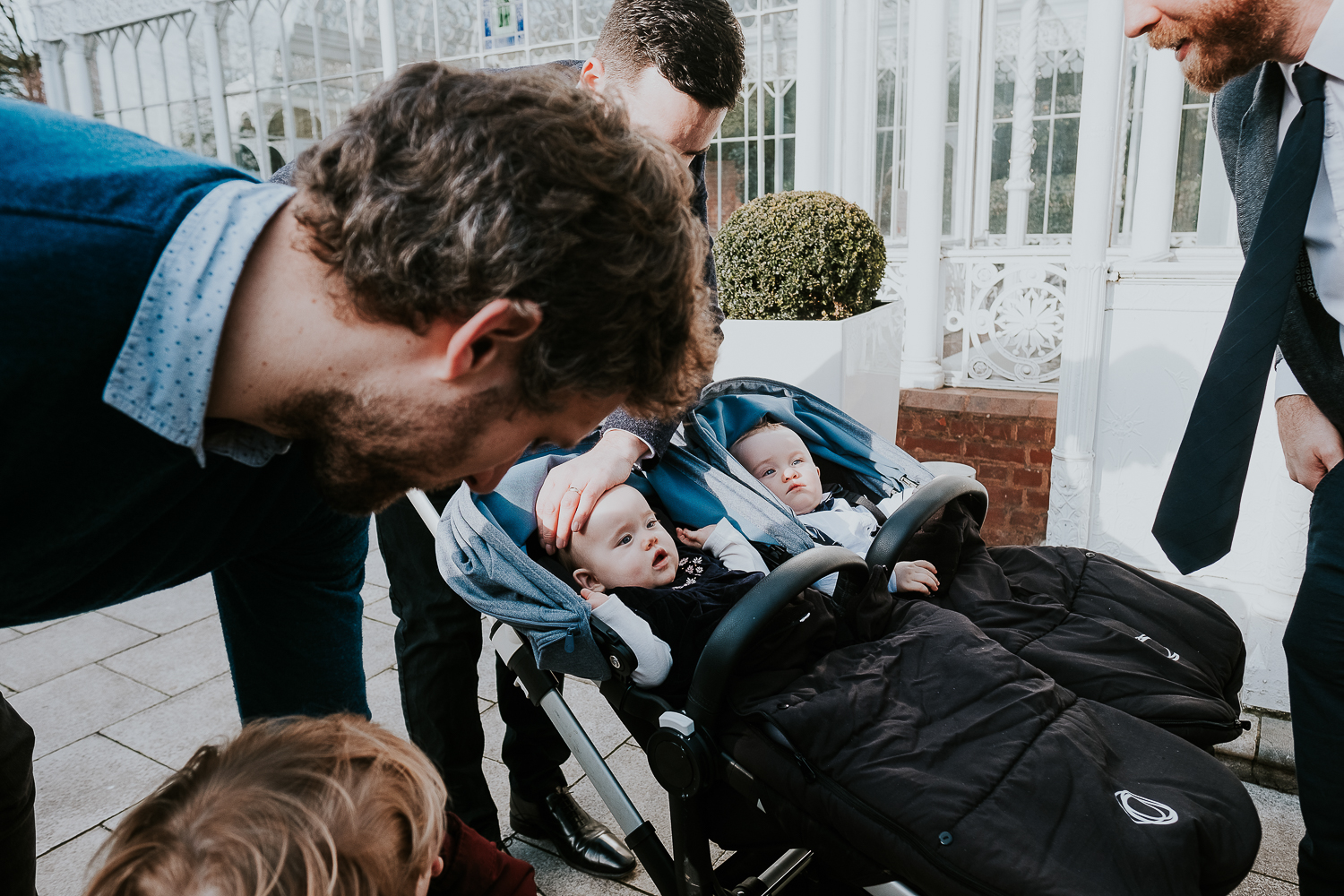 horniman museum conservatory london christening photography twins
