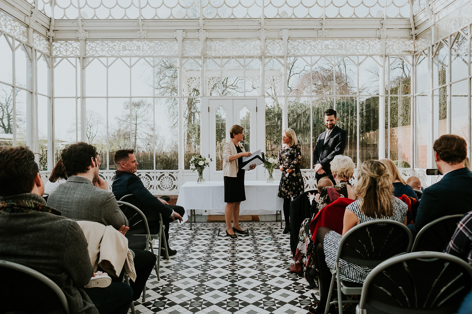 horniman museum conservatory london christening photography ceremony
